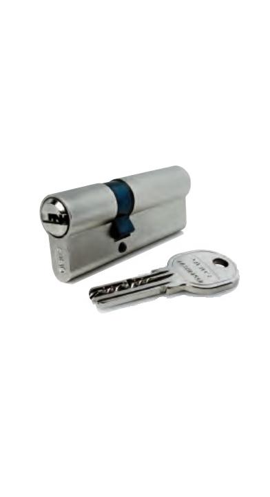 Dierre Sparta 8 cilindro e chiave